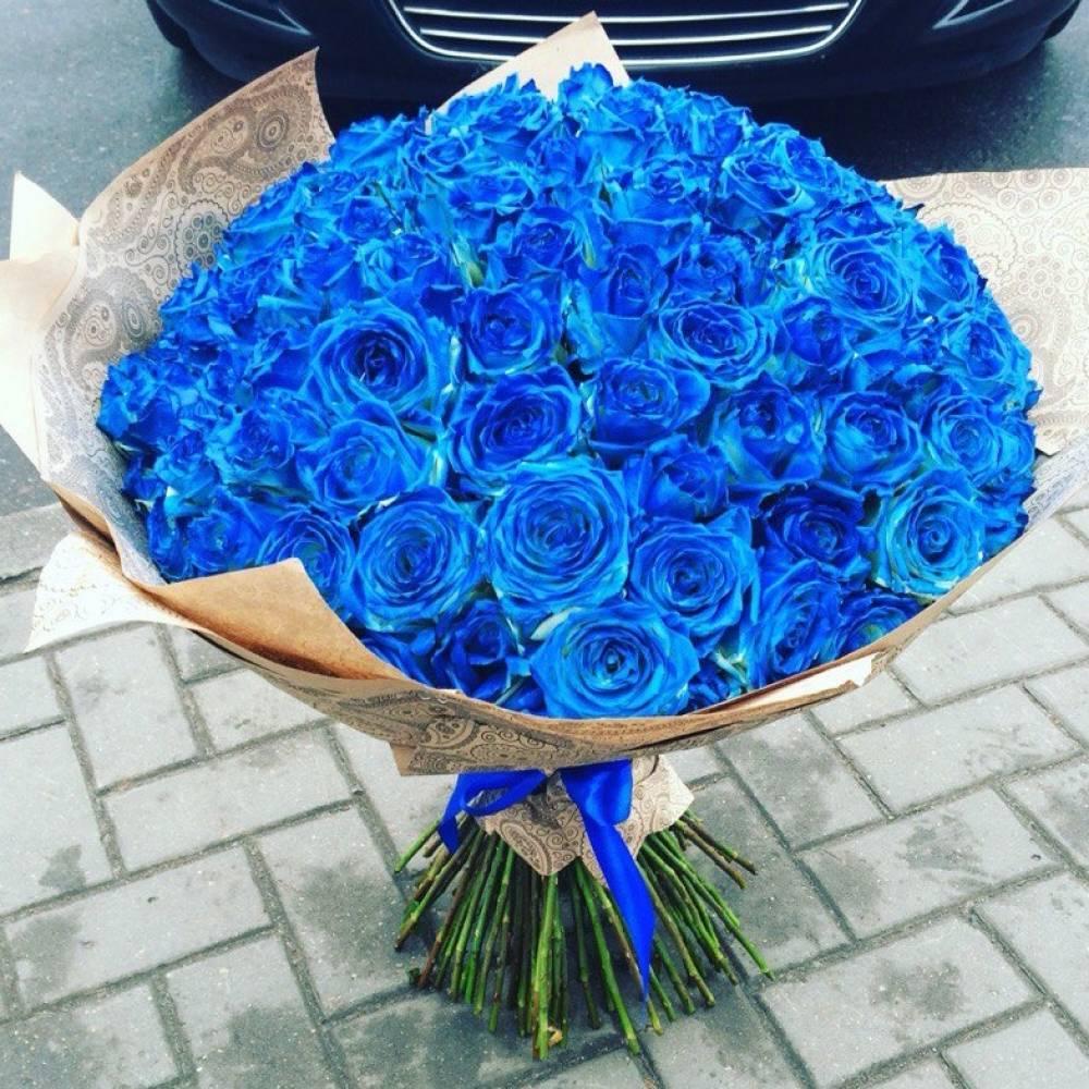 Красивые букеты синих роз картинки, оптовая